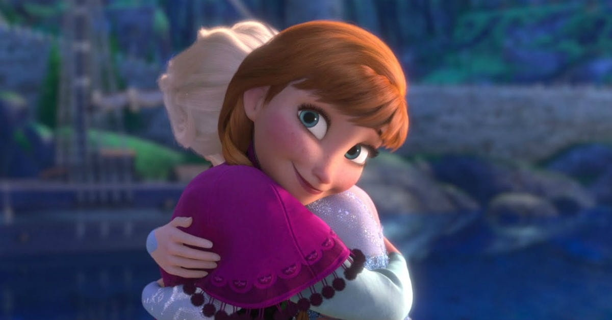 3. <em>Frozen</em>