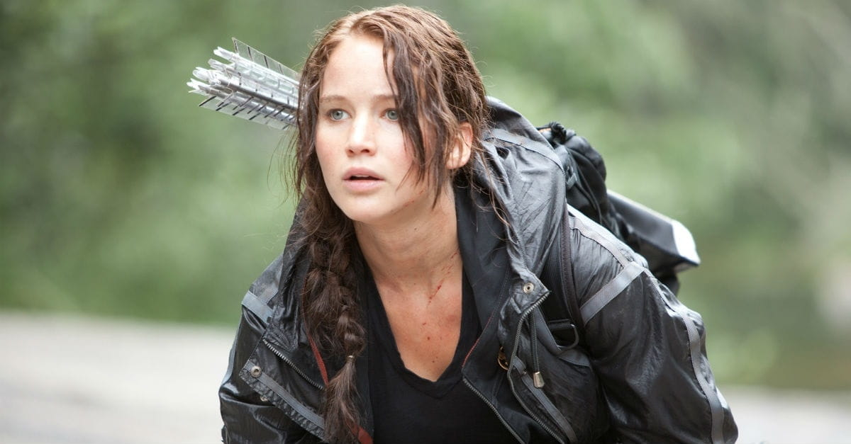 5. <em>The Hunger Games</em> films