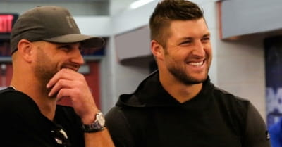 Tim Tebow to Co-Produce First Theatrical Film, <i>Run the Race</i>