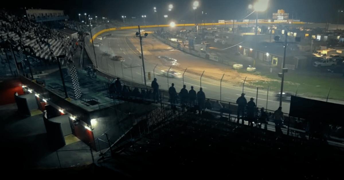 6. It Spotlights Stock Car Racing.