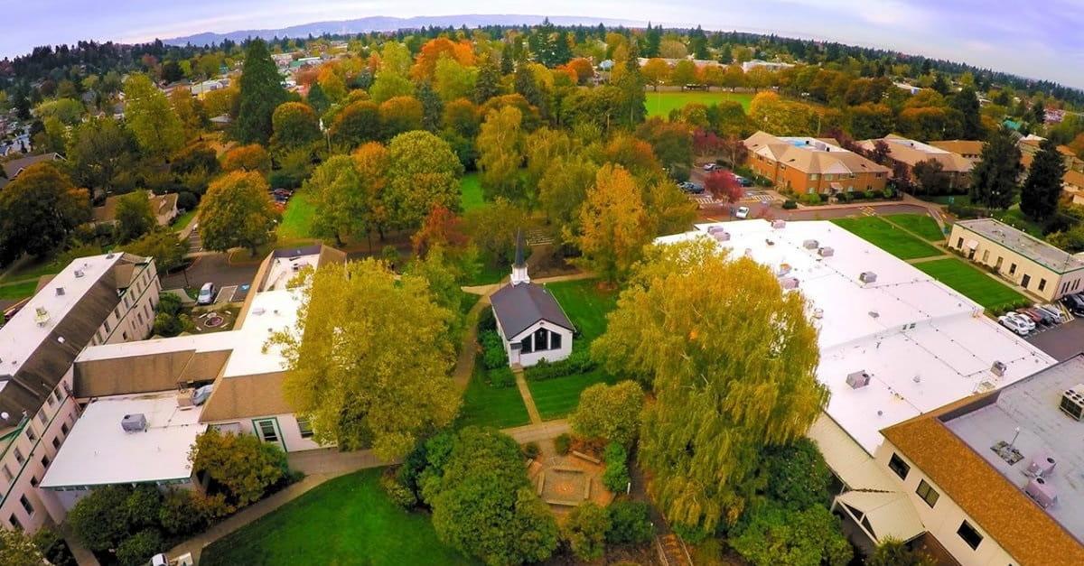 3. Multnomah University