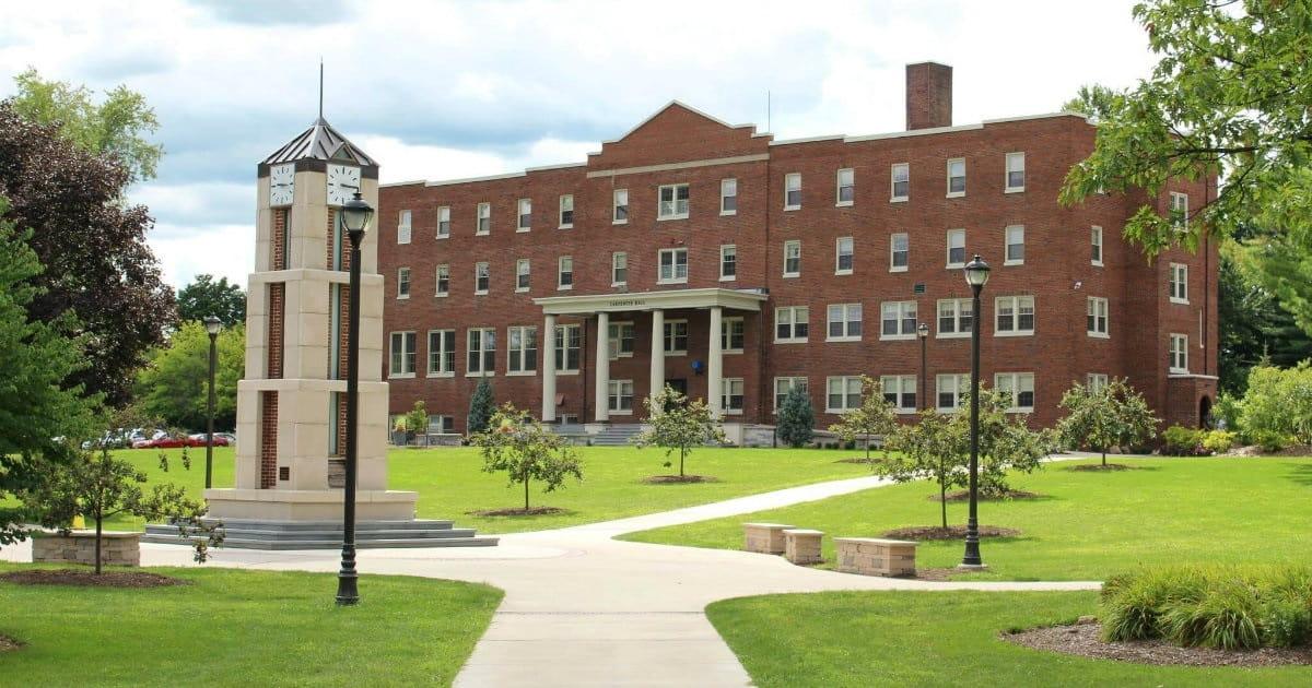 6. Roberts Wesleyan College
