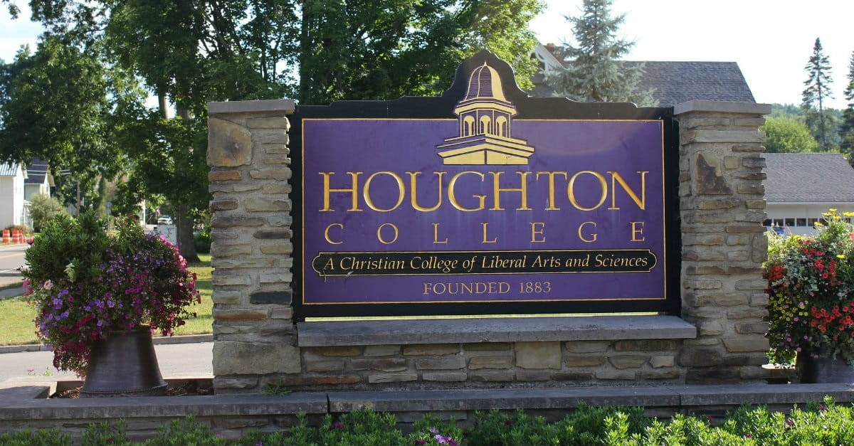 9. Houghton College