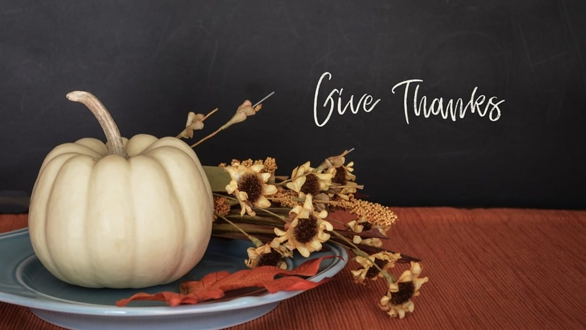 Inspiring Bible Verses for Thanksgiving