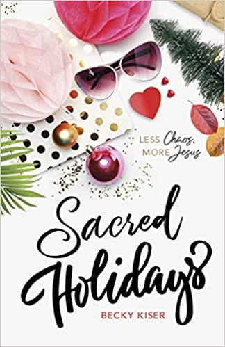 sacred holidays book cover