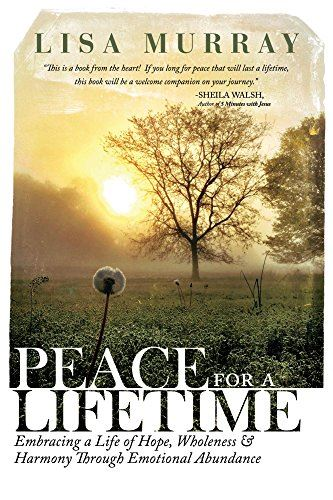 peace for a lifetime book cover