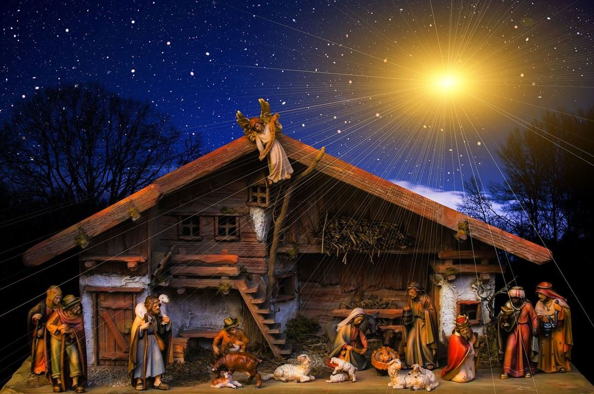 bible verses about the christmas story - Biblical Christmas Story