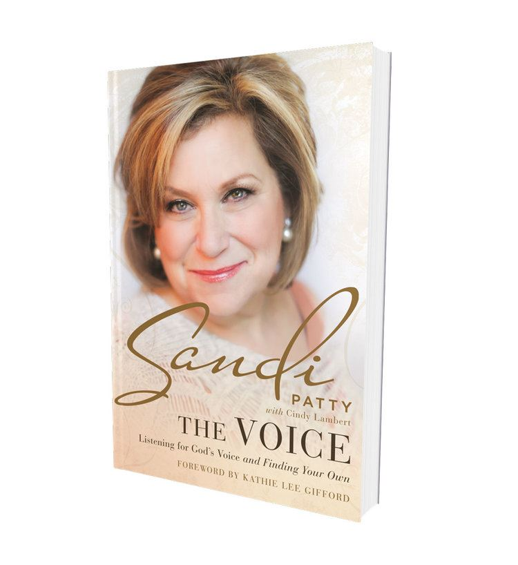 The Voice by Sandi Patty