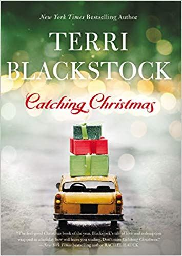 Catching Christmas book cover