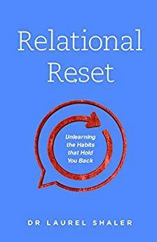 book cover for Relational Reset by Dr. Laurel Shaler