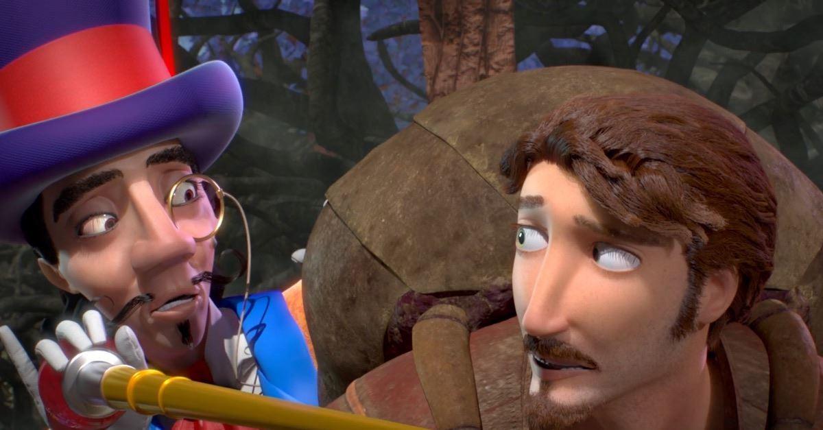 EXCLUSIVE: <em>The Pilgrim's Progress</em> Trailer