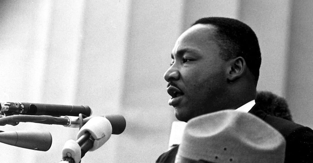 Would Martin Luther King Jr Be Heard Today 2019