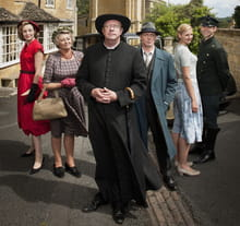 <i>Father Brown</i> a Spirited Mystery