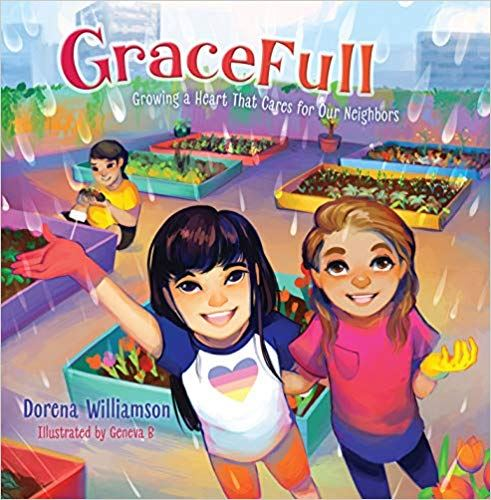 GraceFull book cover by Dorena Williamson