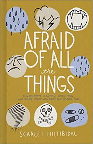 Afraid of All Things book cover