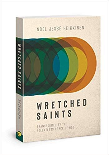 Wretched Saints book cover
