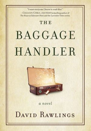 The Baggage Handler book cover