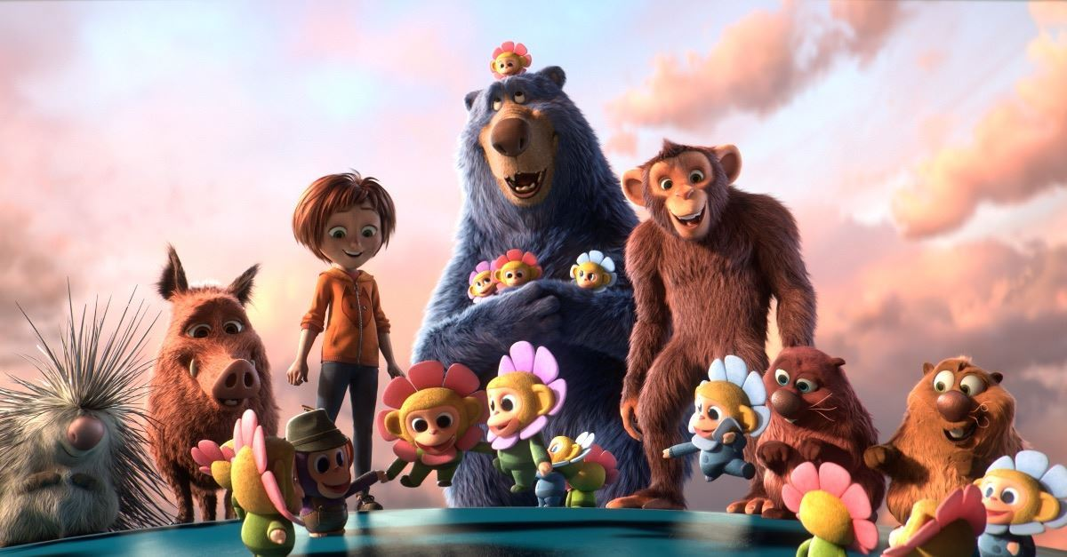 4 Surprisingly Great Messages from Wonder Park - Movie