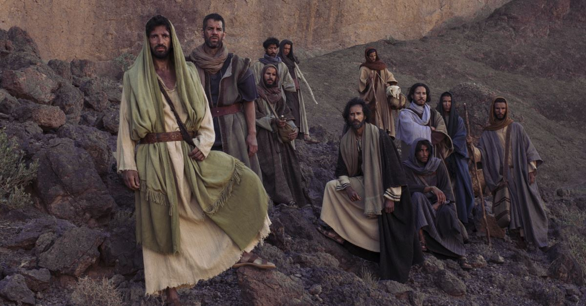4 Things to Know about History's <em>Jesus: His Life</em>