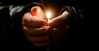 A Hopeful Prayer for Strength in the Coming Tribulation