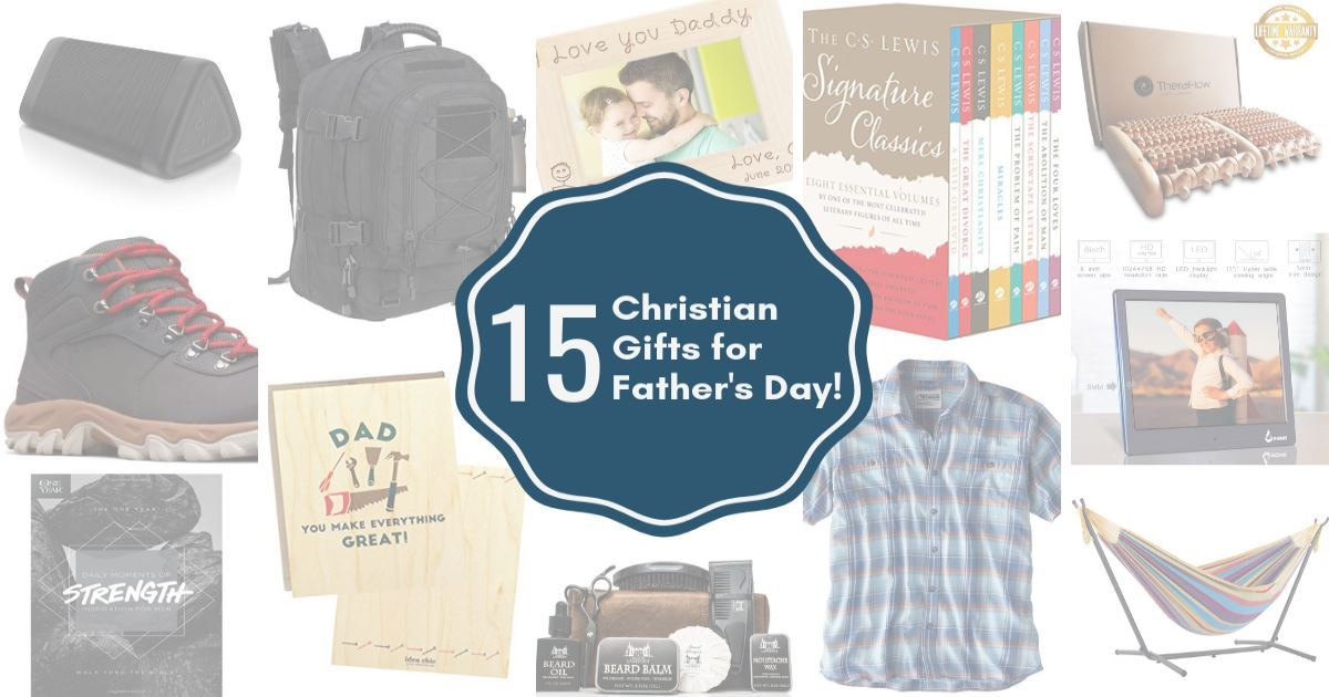 15 Christian Gift Ideas for Father's Day