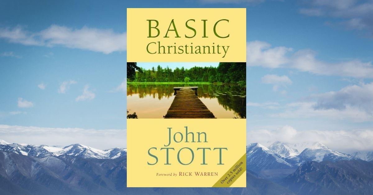 2. <em>Basic Christianity</em> by John Stott, 1958