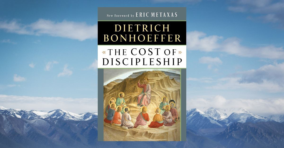 6. <em>The Cost of Discipleship</em> by Dietrich Bonhoeffer, 1937