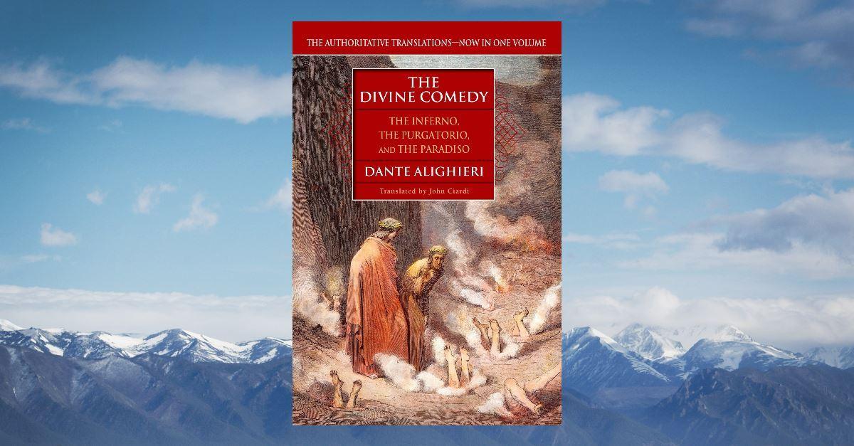 11. <em>The Divine Comedy</em> by Dante Alighieri, 1320
