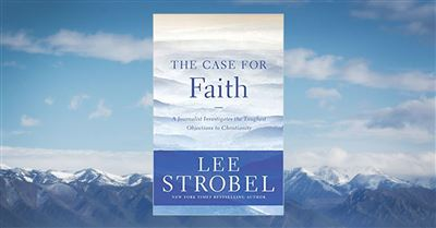 12. <em>The Case for Faith</em> by Lee Strobel, 2000