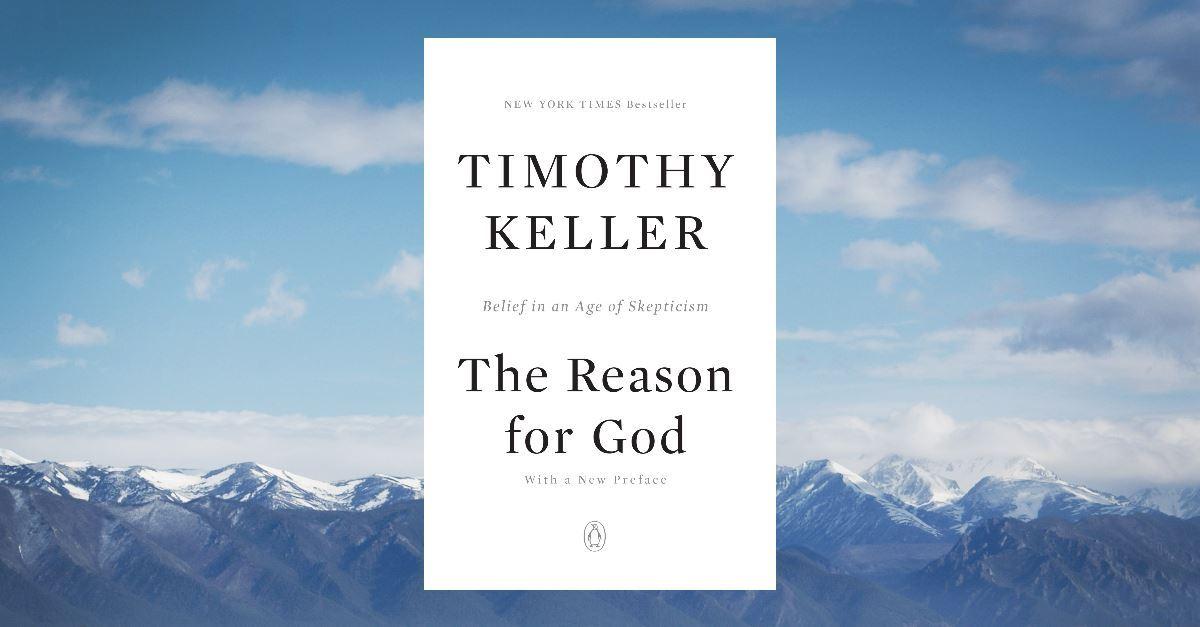 15. <em>The Reason for God: Belief in an Age of Skepticism</em> by Timothy Keller, 2008