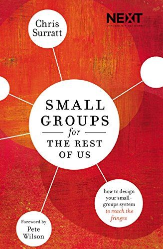 cover of Small Groups for the Rest of Us book by Chris Surratt