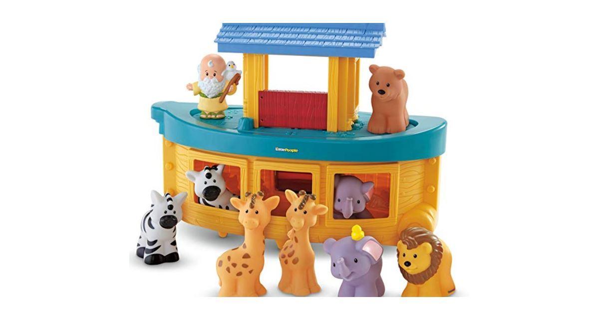 Noah's Ark Play Set