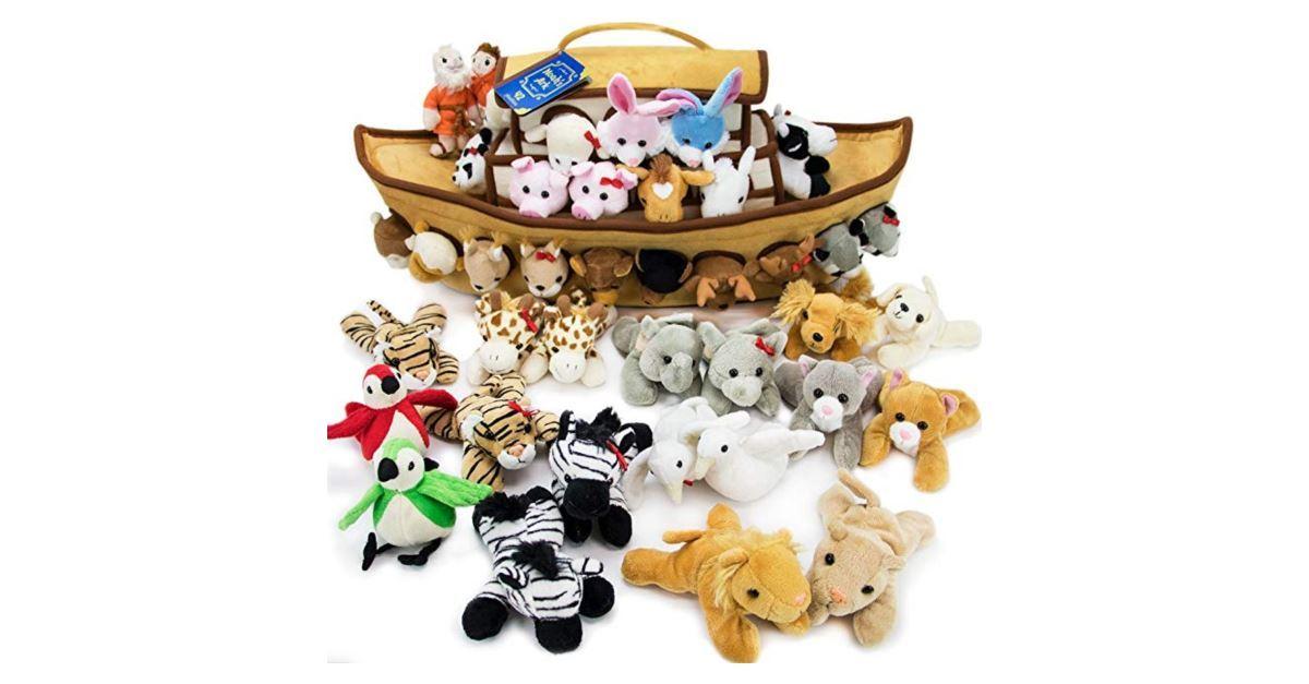 Imagination Generation 2-Foot Noah's Ark Plush Playset
