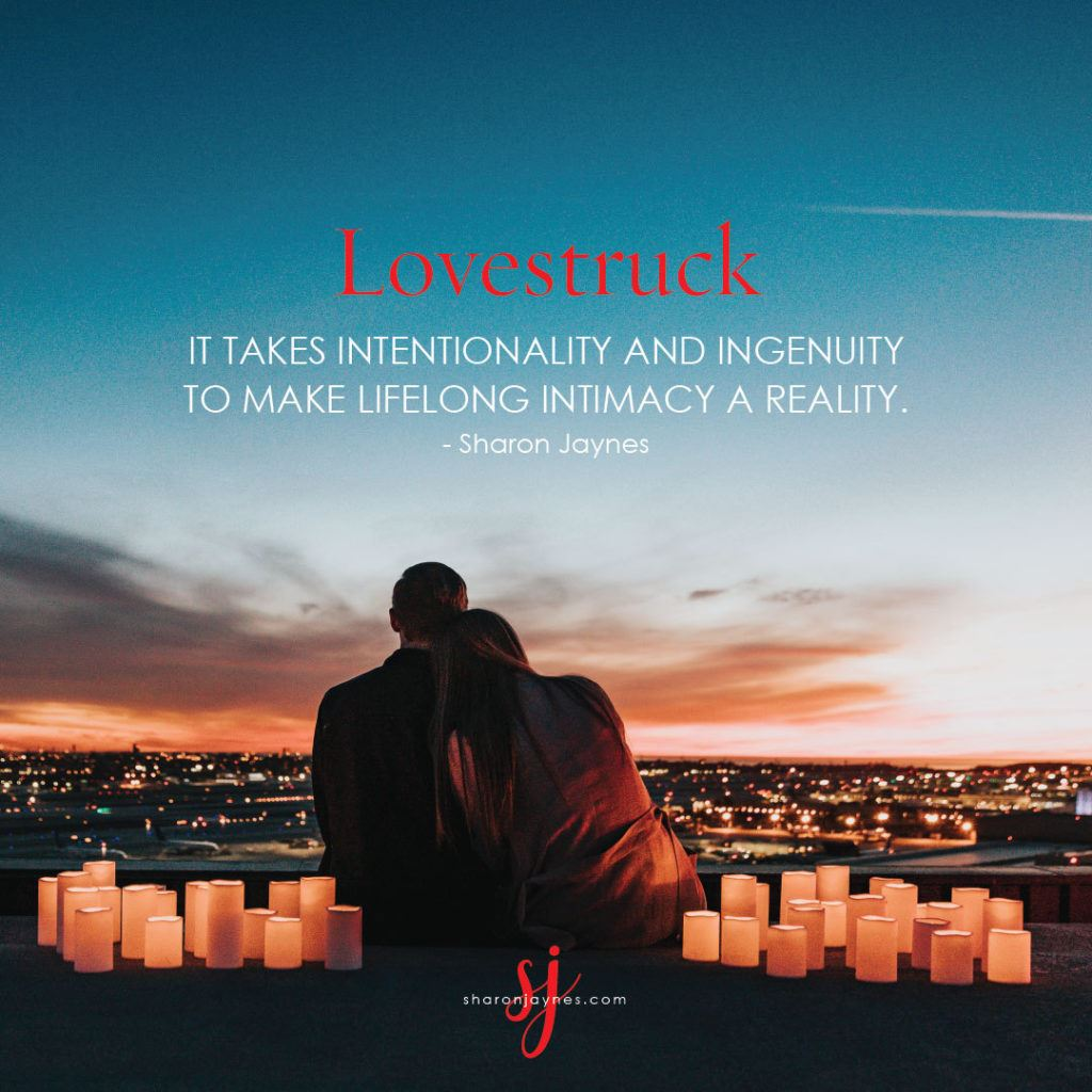 Lovestruck quote image by Sharon Jaynes