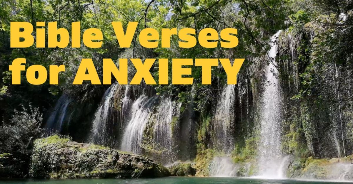 Bible Verses for Anxiety - Overcome Fear with Scripture