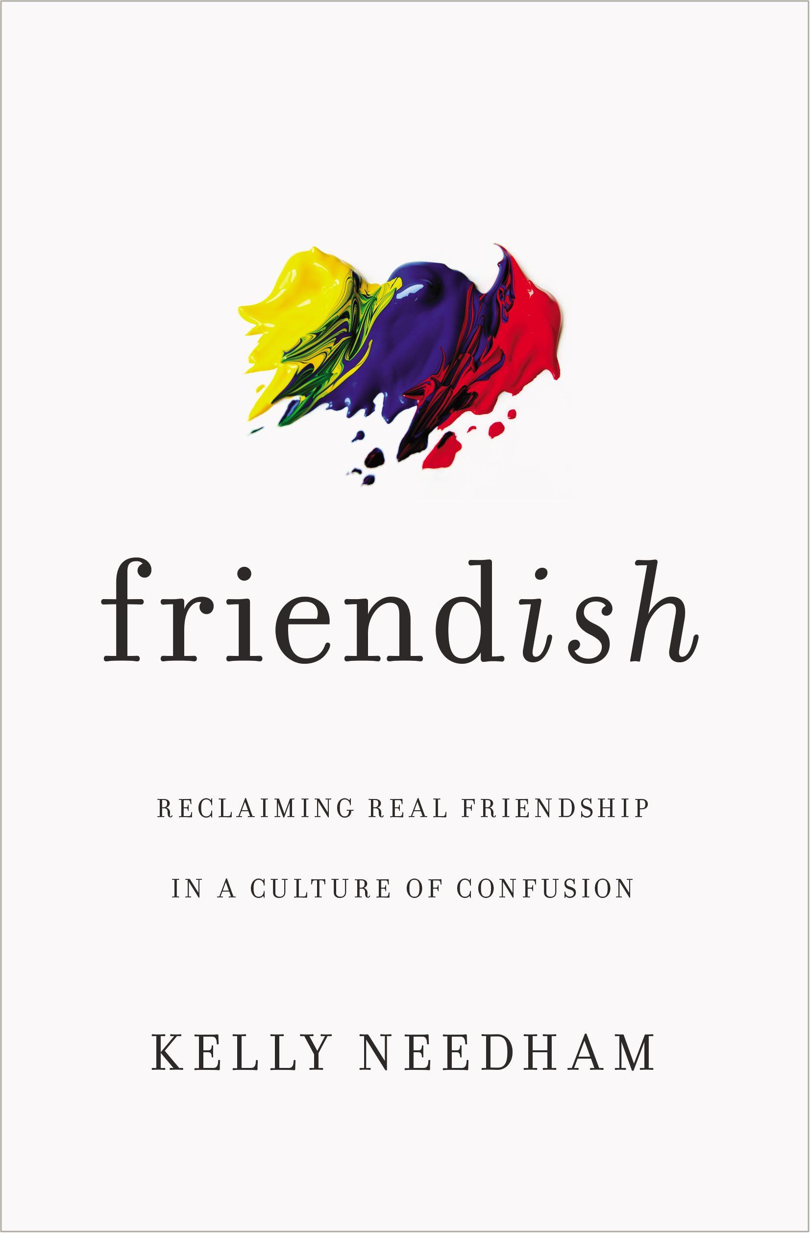 friendish book cover