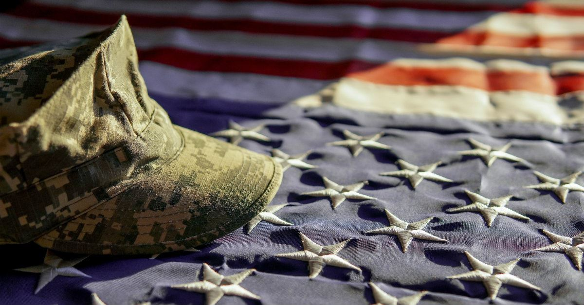 A Prayer for Veterans - Your Daily Prayer - November 11