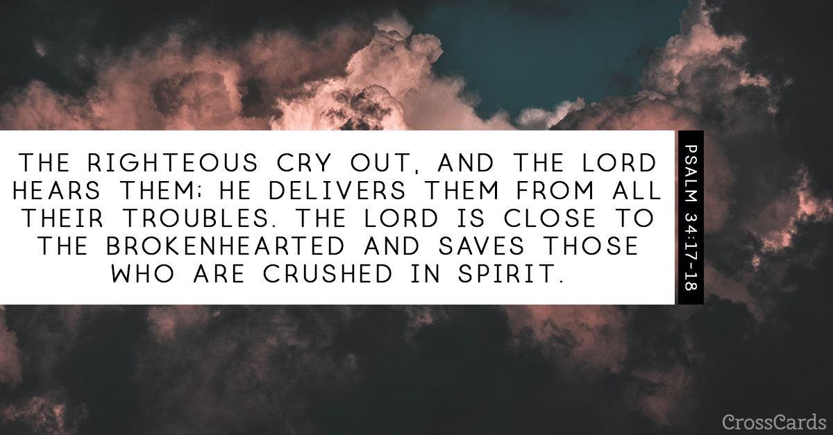 psalm 34 17,18