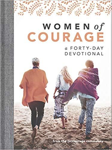 courageous women of the Bible devotional