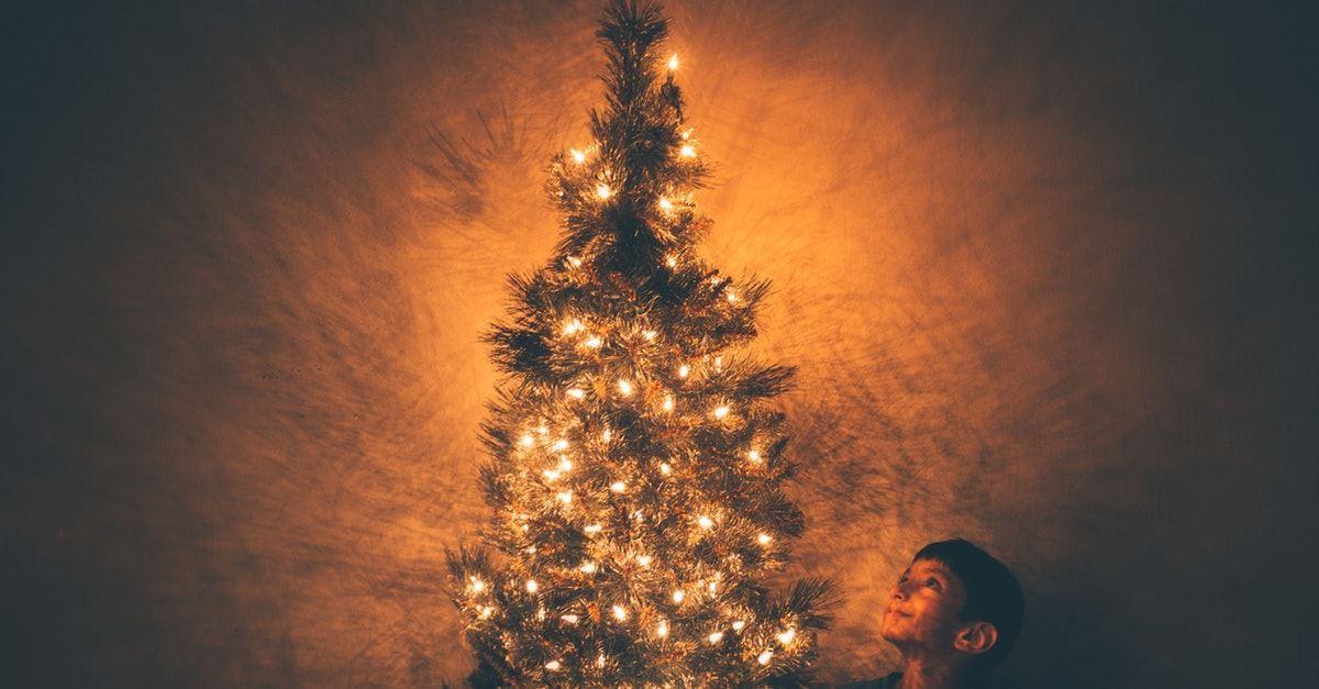 1. A Prayer to Keep Christmas Simple