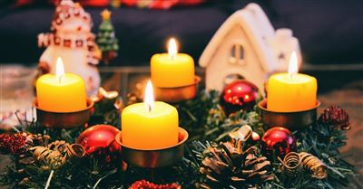 4. A Christmas Prayer to Re-Focus