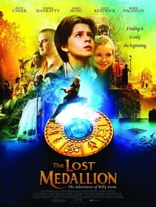 <i>The Lost Medallion</i> Finds a Home in Print
