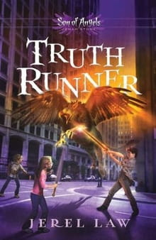 YA Fiction Takes New Form in <i>Truth Runner</i>