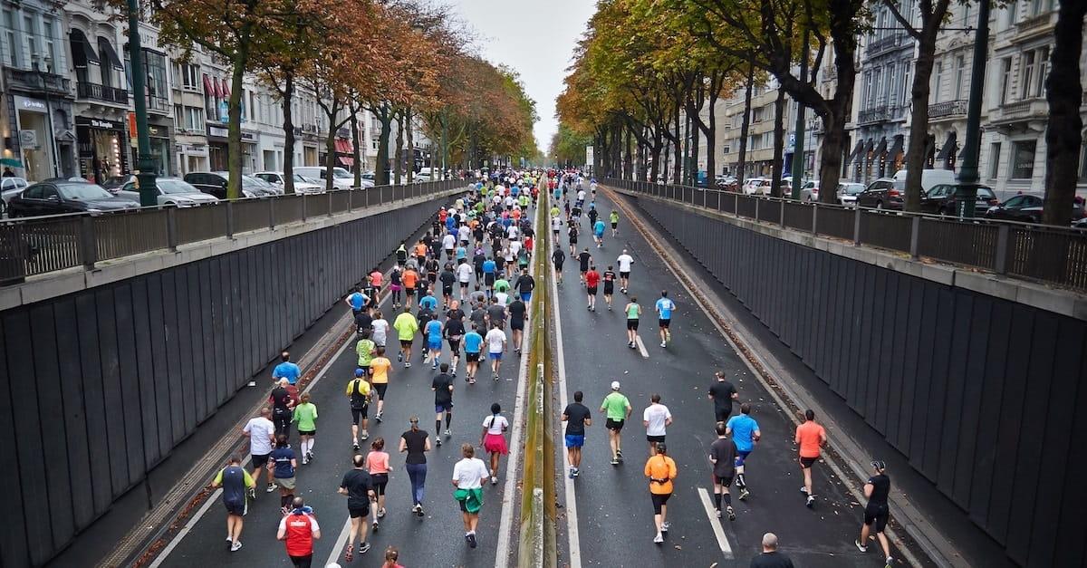 6. Run a 5K