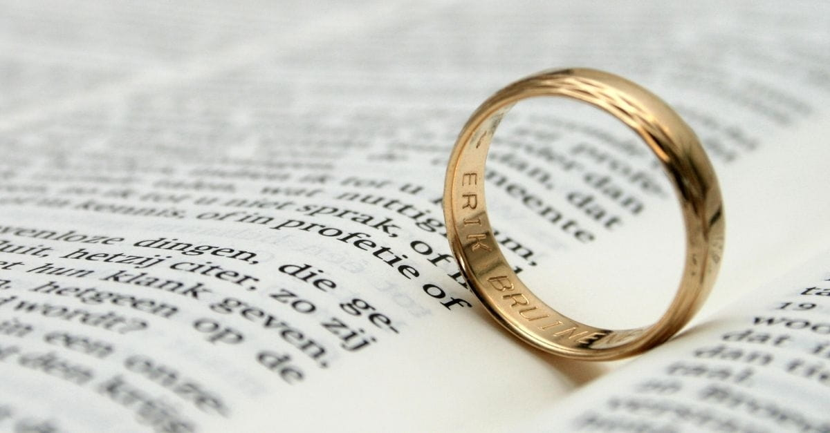 Bible study on dating and marriage