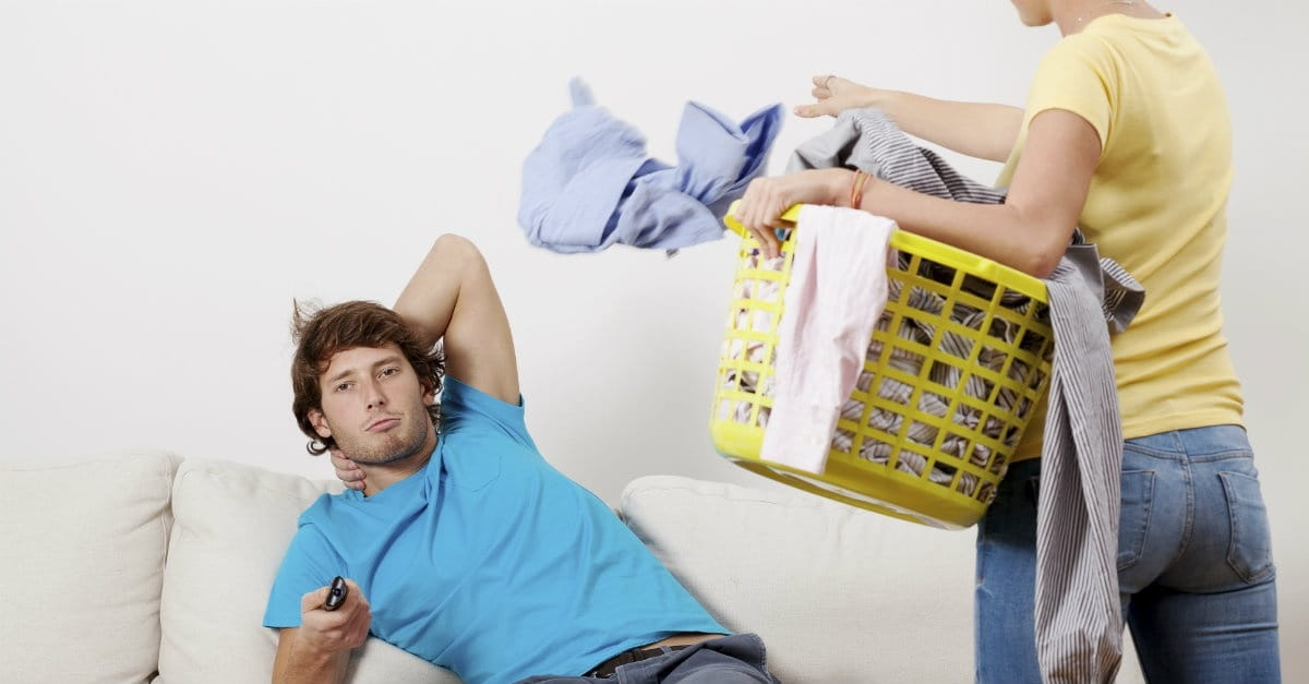 Are You Relationally Lazy?