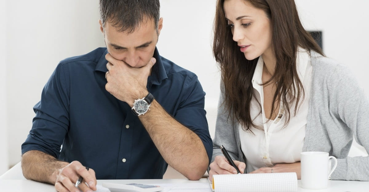 3 Steps to Less Financial Stress with Your Spouse