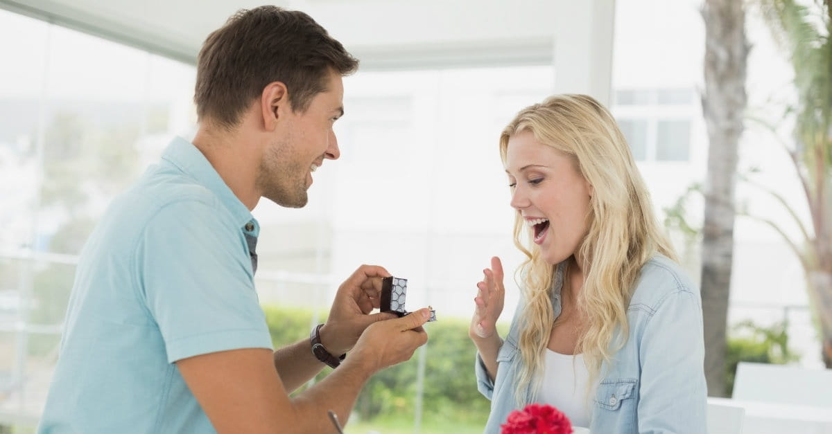 How long should you wait before proposing