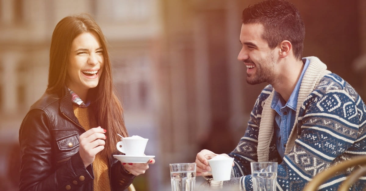 Quotient of powers with different bases in dating