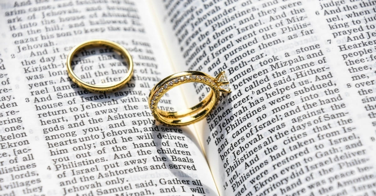 3. The purpose of marriage